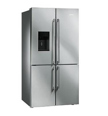 Réfrigérateur Multi Portes Smeg FQXPED ProCie - Réfrigérateur multi portes