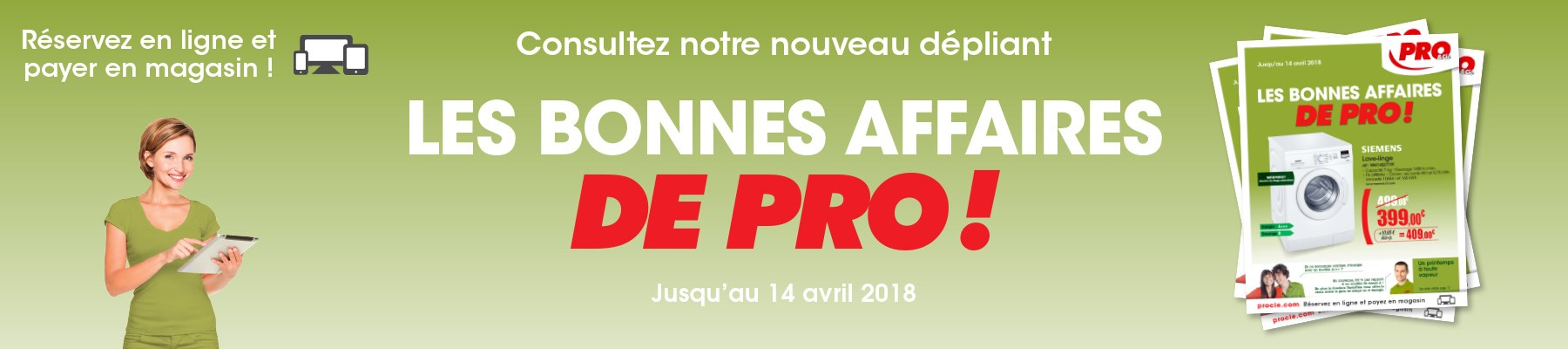 PRO&Cie - Accueil - Pro&Cie